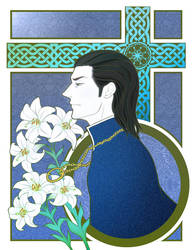 Marcello - Dragon Quest VIII by tawashi-xxx