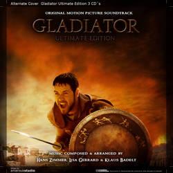 Gladiator ext. ver. Alt. Cover by IvanValladares