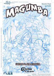 Arte Conceptual - Magumba pg13 by IvanValladares