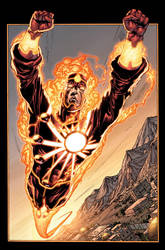 Fury of Firestorm 7a by DustinYee
