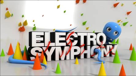 Electro-Symphony Logo by vozzz