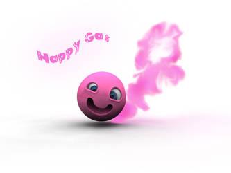 Happy Gas by vozzz