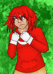 Knuckles (H17) by Peachsupreme