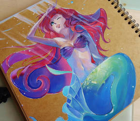 The Little Mermaid: Under the Sea by TorHow