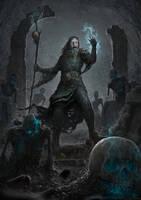 Necromancer by Bzitz