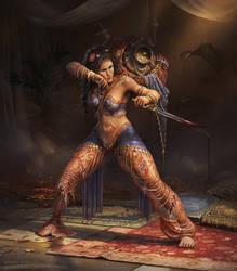 Concubine by Bzitz