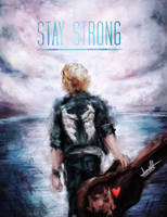 Stay Strong by Dcolares