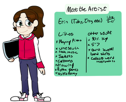 Meet The Artist by Tremendous-By-Design