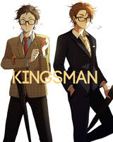 kingsman no ace by condofixed