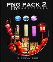 PNG PACK #2 by NagaSahara