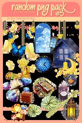 Random PNG Pack 5 by NagaSahara