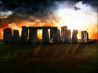 Stonehenge Manip by BonesMa