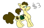 Archaeologist Pony Adopt: OPEN by F00FIE
