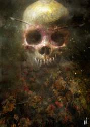 Autumn's fairy by TrepanBoub
