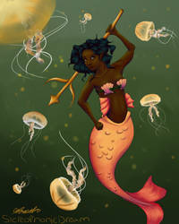Jelly Fish by StereophonicDream