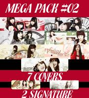 MEGA PSD PACK 2 by ddhSheila