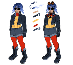 [oc] tang but less of an eyesore and less stupid by exactly100teapots