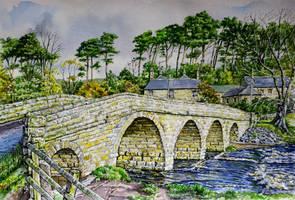 Pauperhaugh, near Rothbury, Northumberland. by jeffsmith1955
