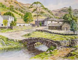 Watendlath, Cumbria by jeffsmith1955