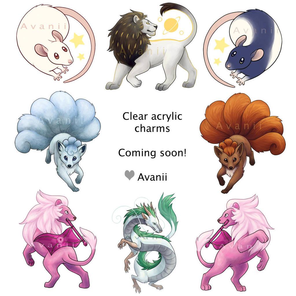 Charm Designs by Avanii