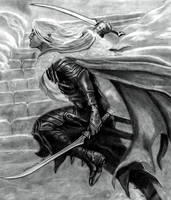 Drizzt by marysia1990