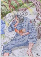 Kakashi by marysia1990