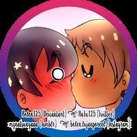 [Klance] New Twitter Icon!! by Belen125