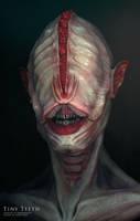 Tiny Teeth Speedsculpt by amokk20