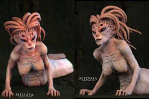 Medusa by amokk20