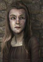 shireen baratheon. by amokk20