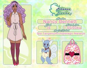 [PD] - Nancy Bennett by Arerethousa