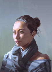 Jvnz Portrait by wyncg