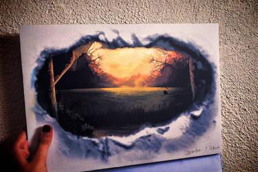 the hidden realm by Deboir