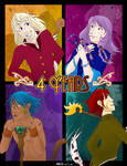 Millennium: Four Years by senshuu