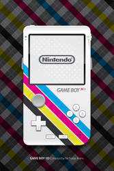 GAME BOY 3D by cow41087