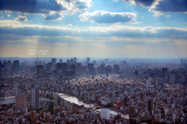 TOKYO JAPAN by cow41087