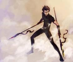 Diarmuid Ua Duibhne(Fate/Zero) by wide-j