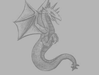 Dragon by MC-Hoeijmakers