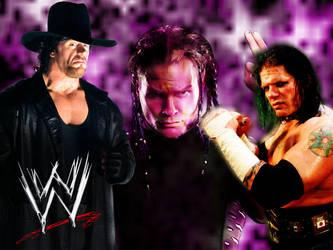 WWE by MC-Hoeijmakers