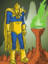 Dr. Fate 2 by jaypiscopo