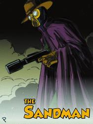 The Sandman by jaypiscopo