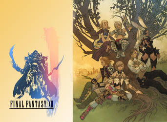 FF XII wallpaper by dollphinwing