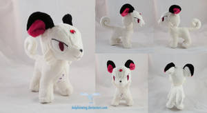 Persian Plush by dollphinwing