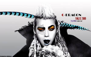 G-Dragon Vogue by chibimisao