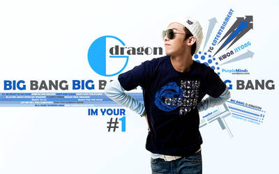 G-Dragon - I'm Your Number 1 by chibimisao