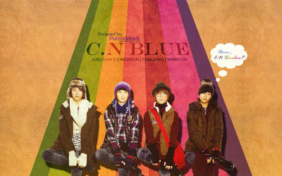 C.N. Rainbow by chibimisao