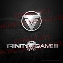 Trinity Games Logo By Littleboyblack On Deviantart