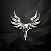 Ailes de la Nuit (Wings of the Night) Clan Logo by LittleBOYblack