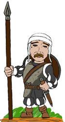 Swordsman Stas by Uterlos