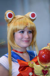 Bunny Tsukino Sailor Moon by Zulima-Cosplayer